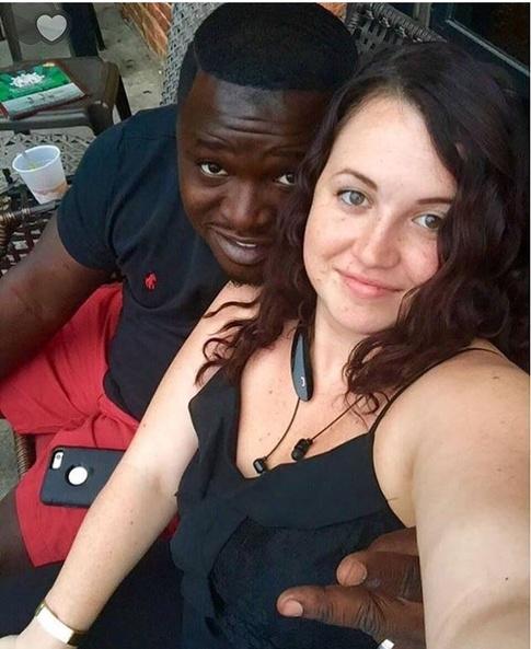 White girl dating black man advice