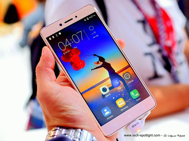 سعر ومواصفات ومميزات وعيوب هاتف Lenovo K6 Note