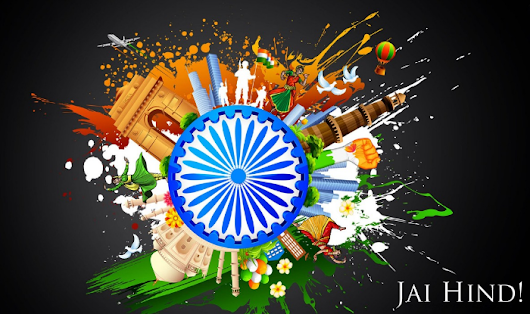[**CheXy**] 15 August 2017 {Independence Day India} Wishes Images and Greeting Cliparts In HD