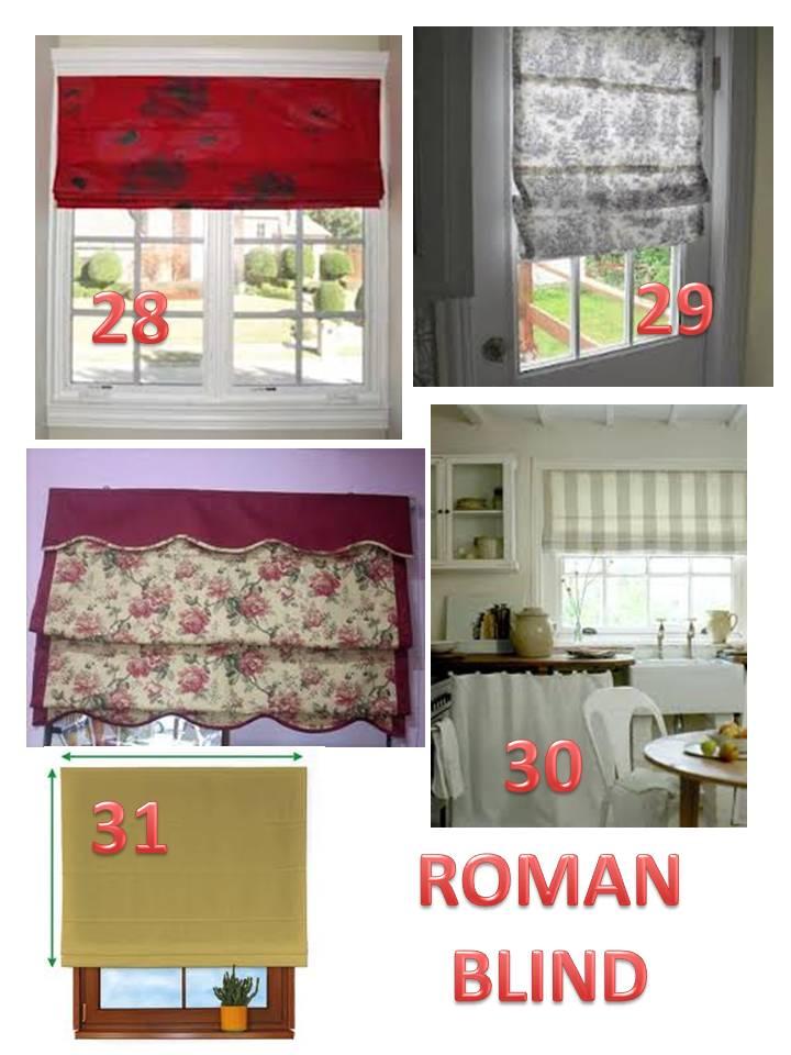 Contoh Roman Blind