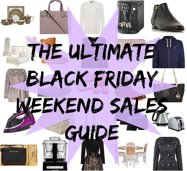 Weekend Discount: The ULTIMATE Guide To The Black Friday Weekend Sales