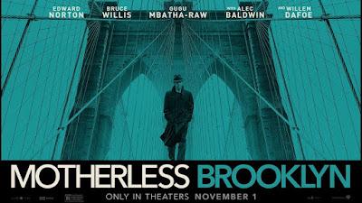 Motherless Brooklyn 2019 Movie Poster 1