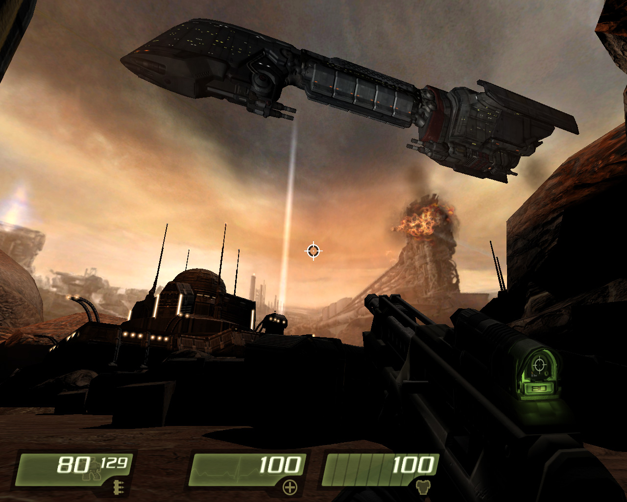 Super Adventures in Gaming: Quake 4 (PC)