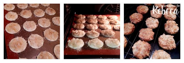 Receta de pastas rápidas y fáciles de almendra: el horneado