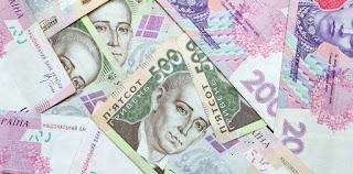 hrivnya fizetés Ukrajna