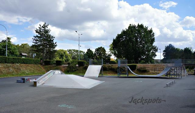 skatepark belle isle