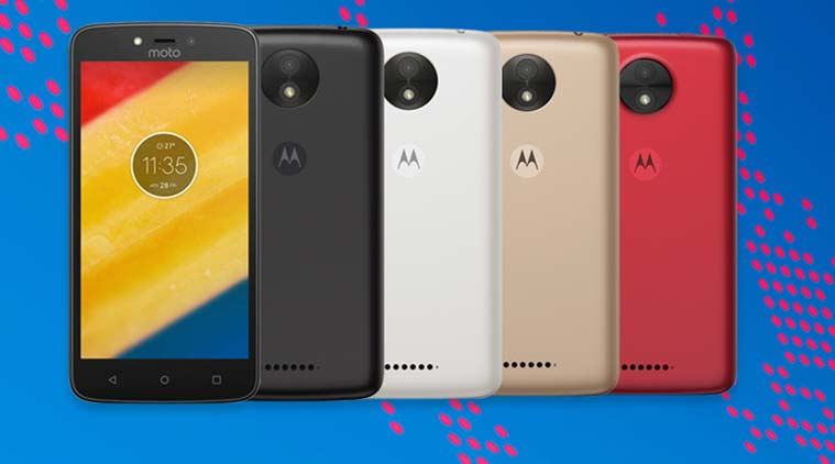 Características Motorola C Plus