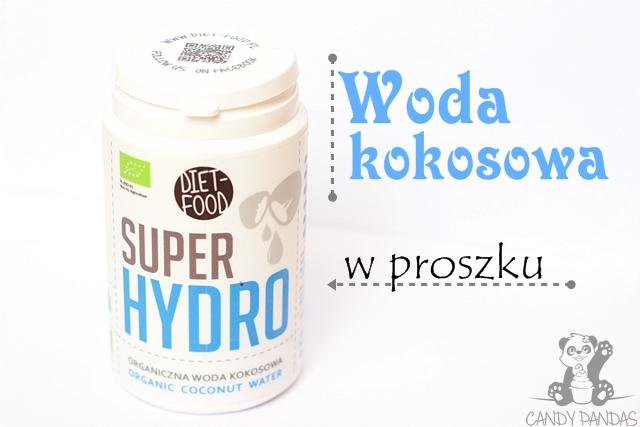 Organiczna woda kokosowa w proszku – Diet Food