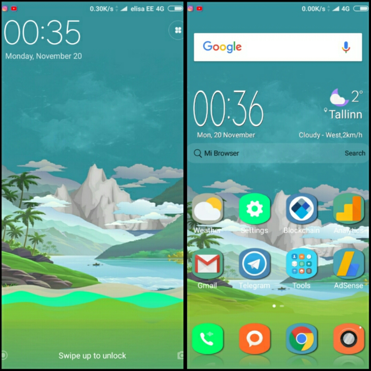 A Great Theme With Both Animated Background And Icons Im Sure That Most Anime Lovers Will Go For This Hence The Features It Provides Is