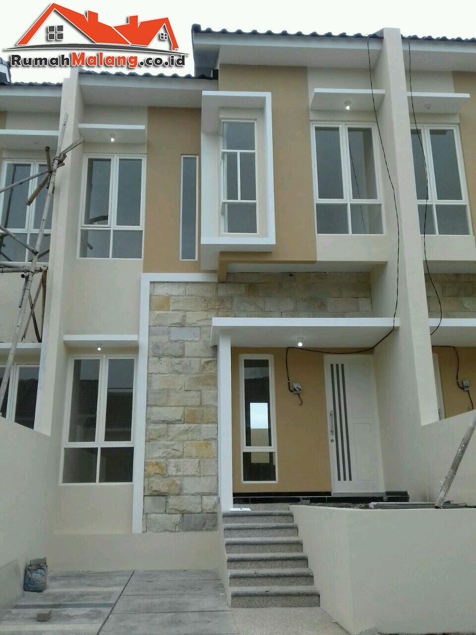 Perumahan Graha Mulia Malang  Rumah Modern Minimalis