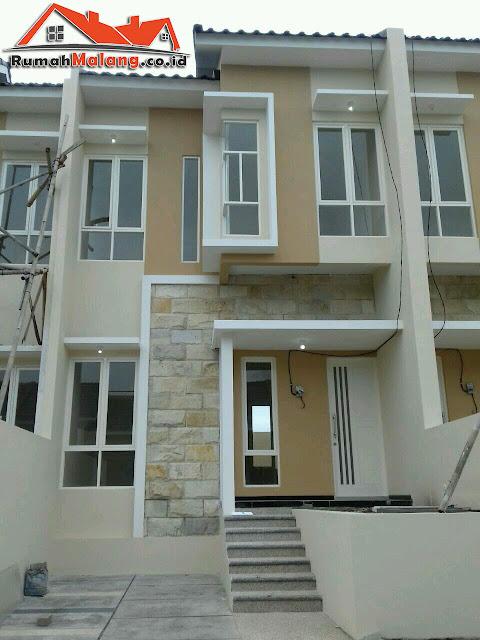 Rumah di jual murah Kota Malang