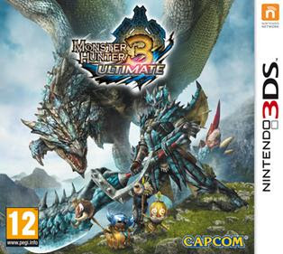 Monster Hunter 3 Ultimate, 3DS, Español, Mega, Mediafire