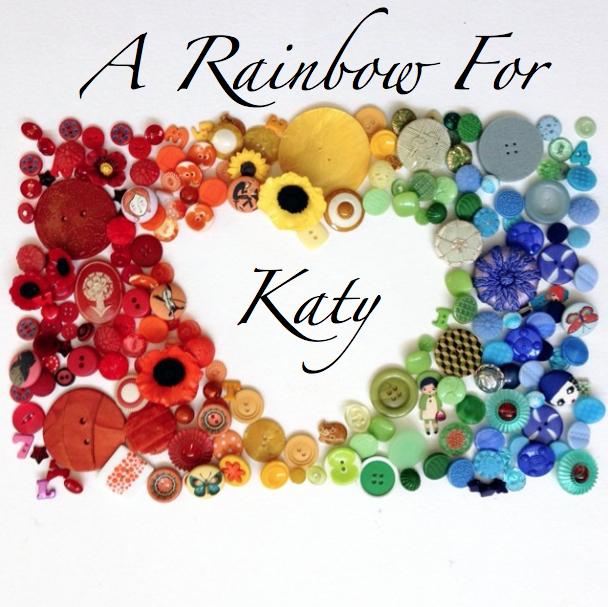 Happy Birthday Katy {Rainbow Dress Tutorial Flashback