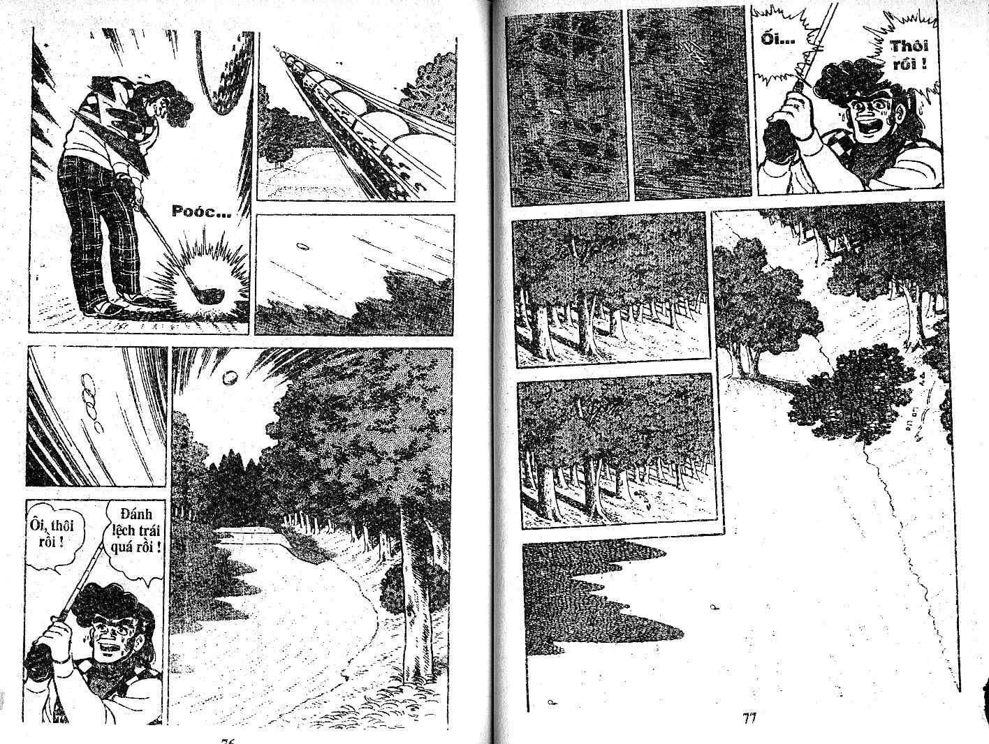 Ashita Tenki ni Naare chapter 24 trang 36
