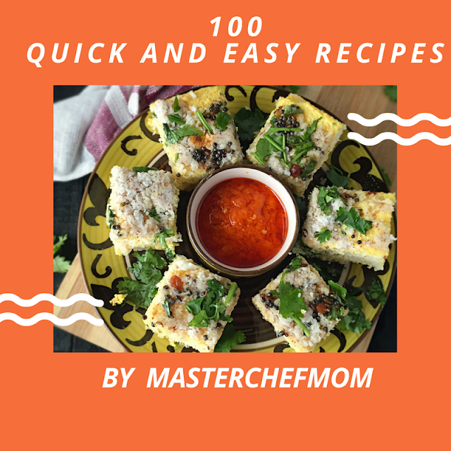 100 Quick , Easy and Tasty Recipes