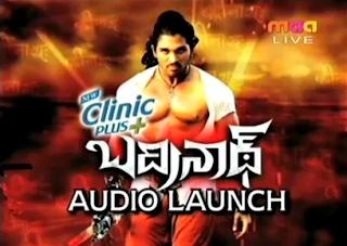 Allu Arjun's Badrinath Audio Release