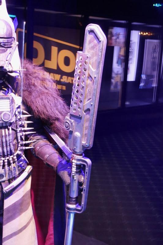 Solo Star Wars Enfys Nest Electroripper staff