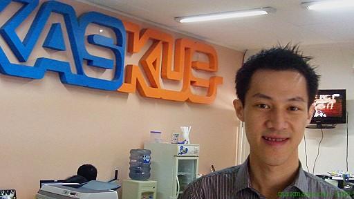 Andrew Darwis ~ Pemilik Situs Forum Terbesar di Indonesia, Kaskus.co.id