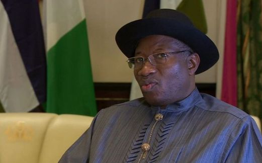Jonathan cries out: Buhari's government harassing my family