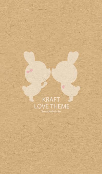 KRAFT LOVE THEME.