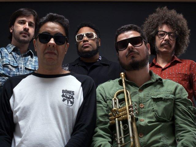 BNegão & Seletores de Frequência tocam no Sesc Vila Mariana