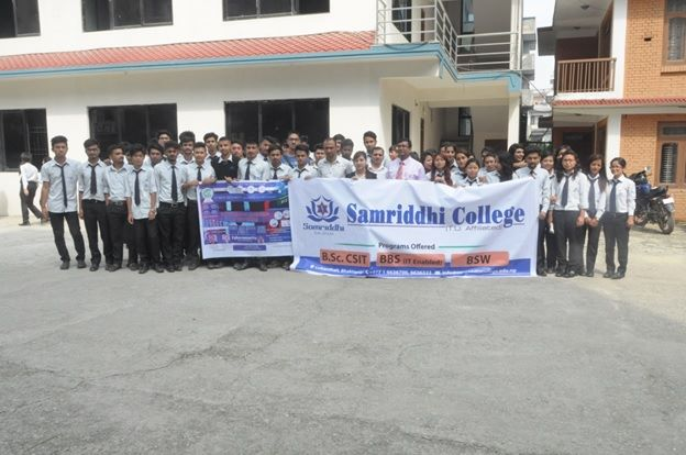 Cyber Security Program at Samriddhi College