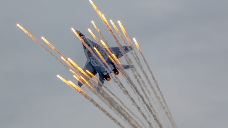 Mig-29 Fighter Aircraft HD