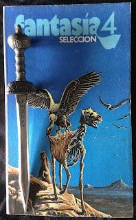 Portada del libro Fantasía selección 4, de varios autores