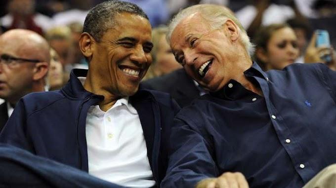 Biden names favorite bromance meme with Obama