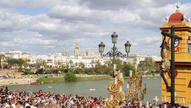 La Semana Santa en Sevilla