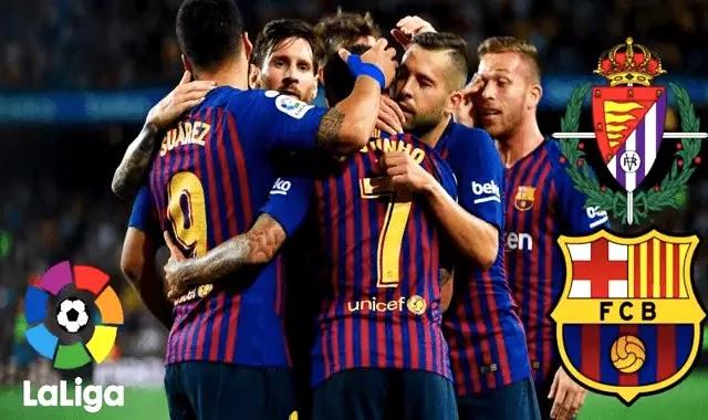 برشلونة وبلد الوليد والتشكيل المتوقع 16-2-2019 النارية