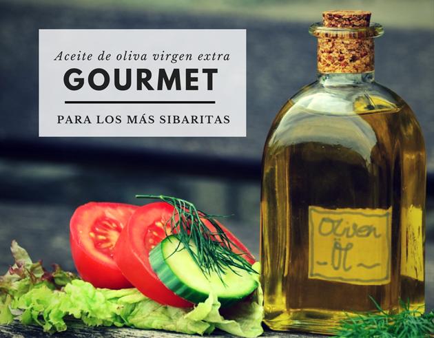 Aceite de oliva virgen extra gourmet, el regalo perfecto para los más sibaritas