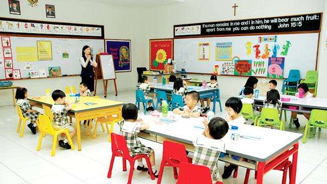 Sekolah Yang Bagus Untuk Anak