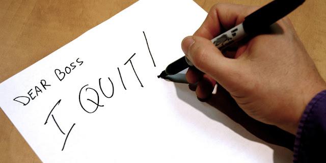 Ilustrasi kenapa memilih pindah pekerjaan. Sumber : qerja.com.