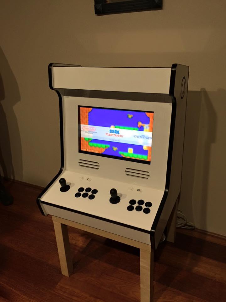 2 Player Bartop Arcade Build: Final Build!