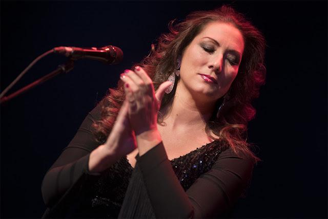 Marina Heredia - Teatro José Monleón - Leganés (Madrid) - 19/10/2018