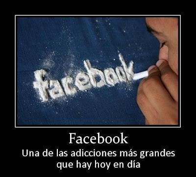 Desmotivador Facebook