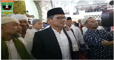 Dengan Karakter Diri Yang Kokoh ,Gubernur Irwan Prayitno Yakin Masyarakat Sumbar Mampu Mengatasi Sisi-Sisi Merusak Tatanan Budaya, Agama.