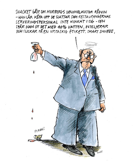 Olle Qvennerstedts Diversehandel - Olle´s General store  My cartoon ... 3afdd6b5e16c1