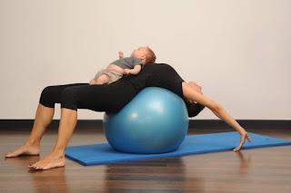 pilates mama y bebe