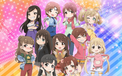 Cinderella Girls Gekijou Season 1 | Kawaii Anime Review
