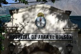 Resultado de imagen para hospital de el bolson