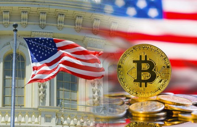 US Crypto Industry Form Blockchain Association Lobbying Group in Washington DC with multiple funds and exchanges