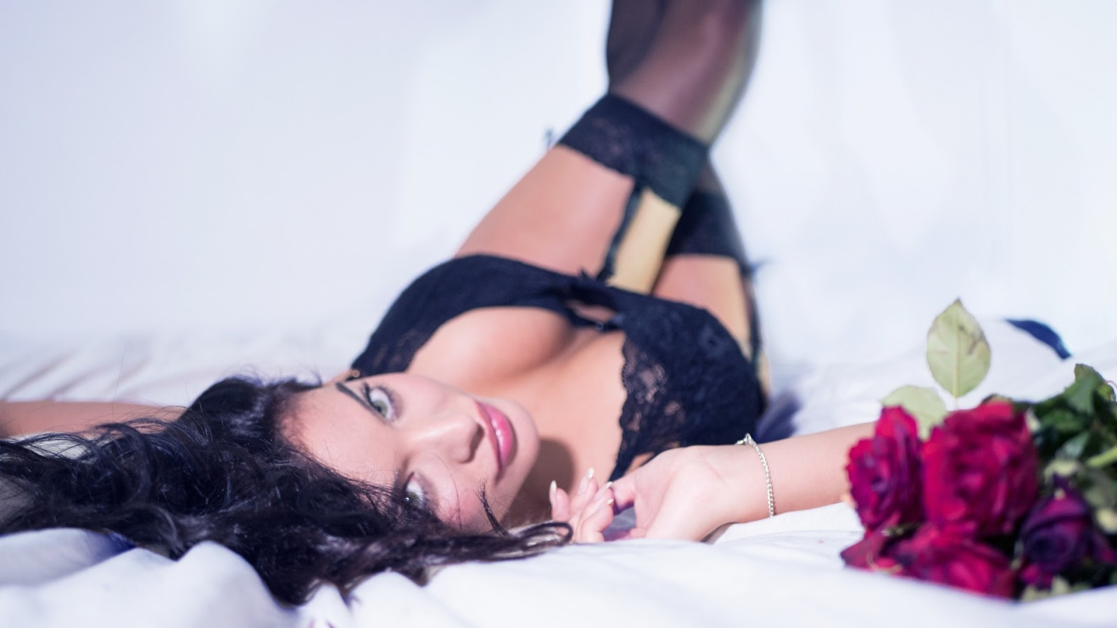 seksowna czerń