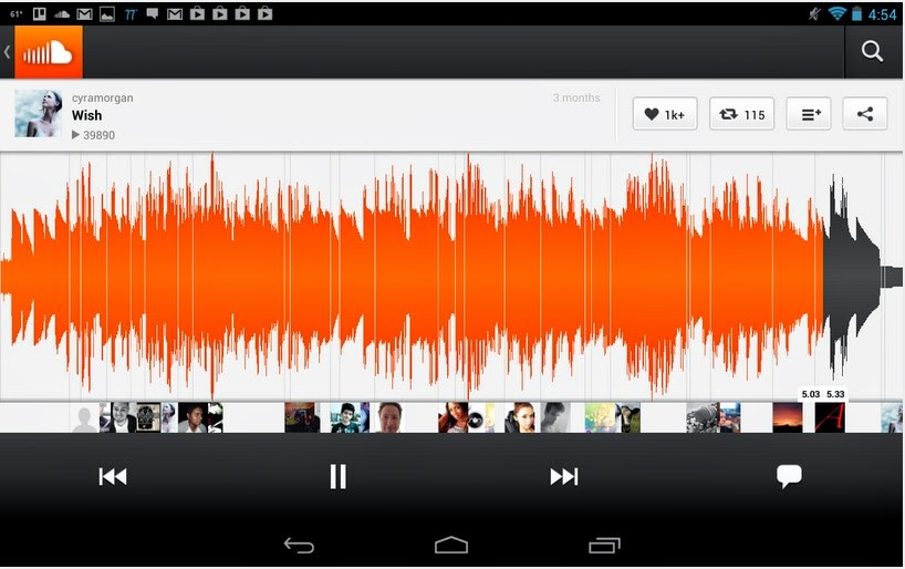 SoundCloud - Music & Audio Apk For Android Download Free