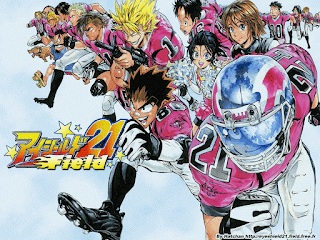 Rekomendasi Anime Lawas Eyeshield 21