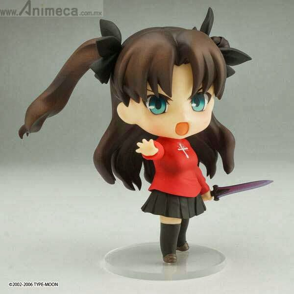 RIN TOHSAKA NENDOROID FIGURE Fate/stay night GOOD SMILE COMPANY