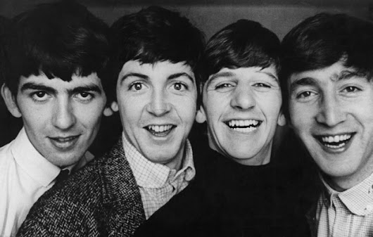 Hey, Catheli: Playlist: The Beatles