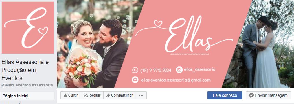 personalização fanpage facebook