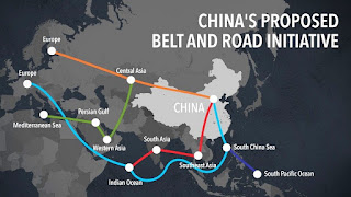 Belt and Road China